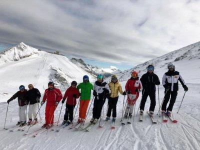 Curso de esquí en Sierra Nevada 2 días