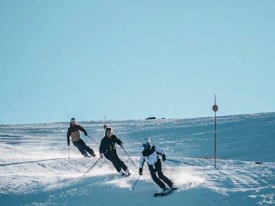 Clase de esquí en Sierra Nevada 1 hora