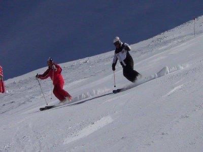 Curso de esquí durante 3 días en Sierra Nevada