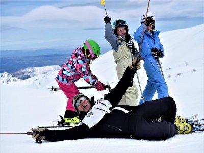 Curso de esquí en Sierra Nevada 4 días