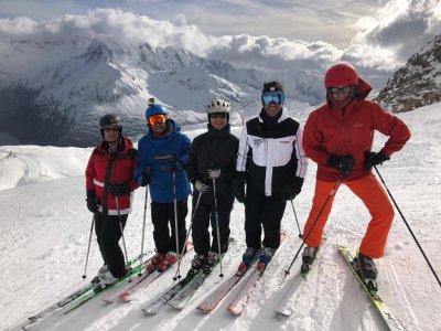 Curso de esquí en Sierra Nevada 5 días
