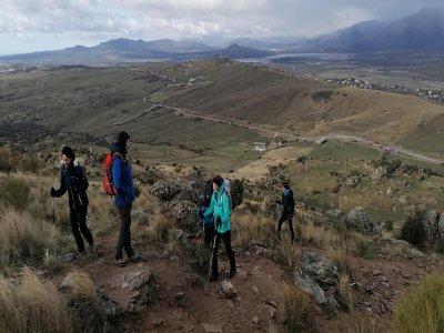 Senderismo en la sierra del Rincón en Madrid N 1