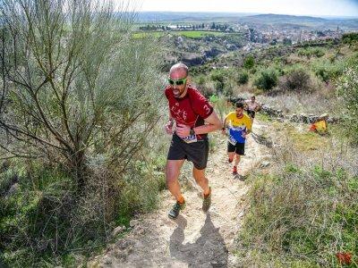 Trail sesión de iniciación sierra de Guadarrama