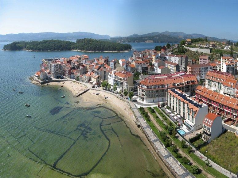 Porto di Vilagarcia de Arousa