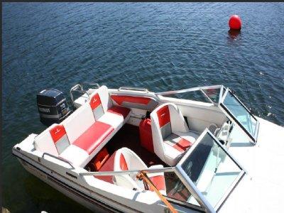 Travesía en barco desde Vilagarcia de Arousa 4 h