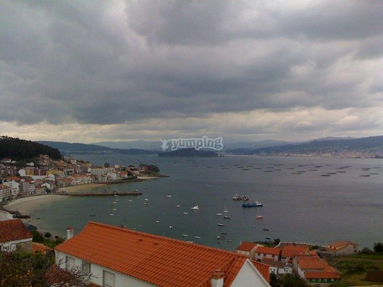 Immagine del paesaggio dell'area