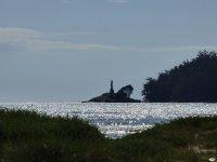 Paesaggio dell'isola di Tambo