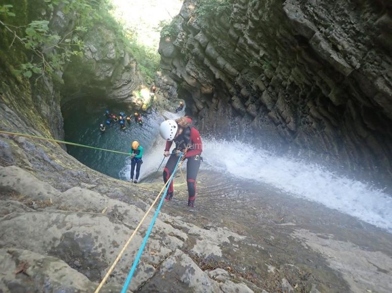 有趣的峡谷