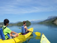 Kayak en El Grado