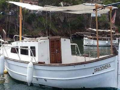 Alquiler de barco Puerto de Andrach 6 horas