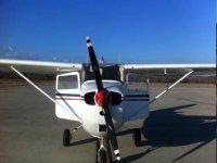 Preciosa avioneta