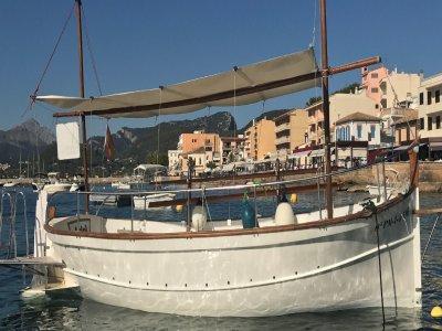 Alquiler de barco Puerto d'Andratx 4 horas