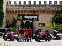 Equipo de Buggyland Spain.