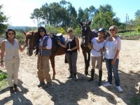 Paseo a caballo por Val Miñor 2 horas
