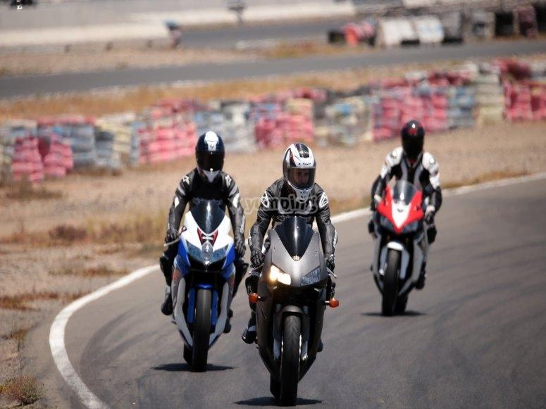 Pilotos de motos
