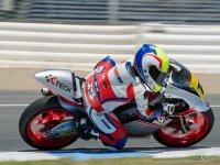 Moto en el Circuito de Jerez