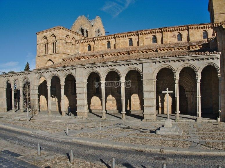 Una de la las ciudades romanas mejor conservadas