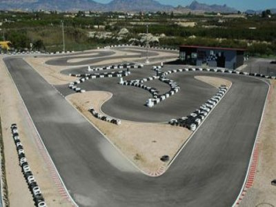Circuito KVR karting Team Building