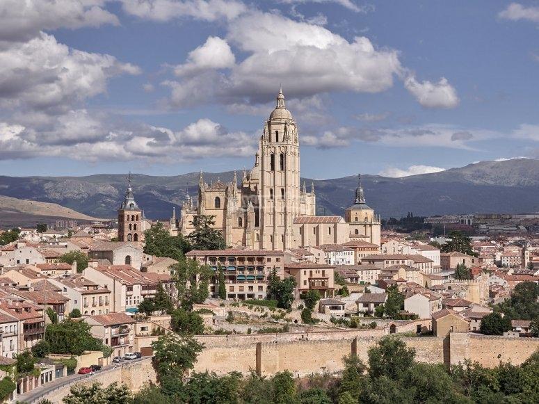 Centro histórico de Segovia