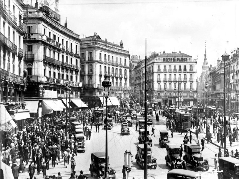 Puerta del Sol galdosiana