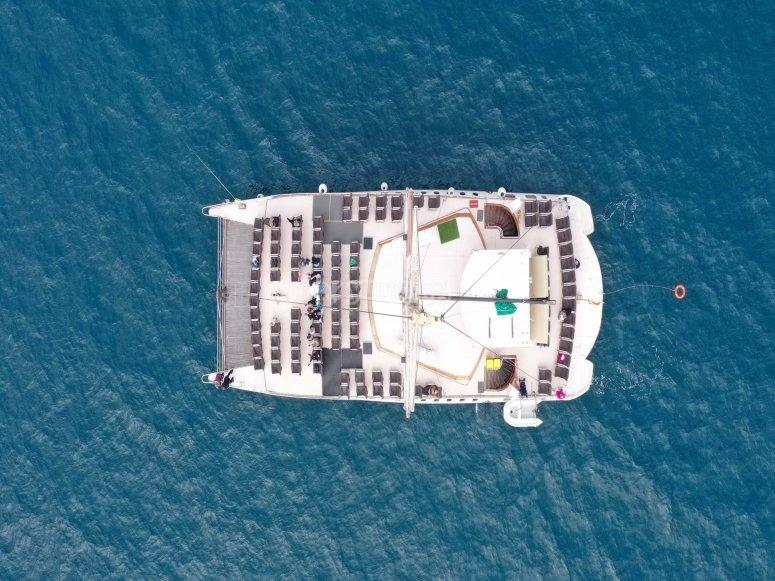Vistas de nuestro barco