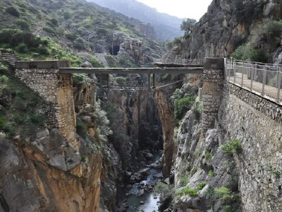 Caminito del Rey day route and Bobastro ruins