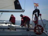 乘风帆船队