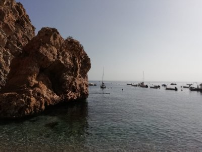 Excursión en barco y snorkel Calahonda 1h 30 min