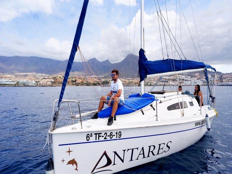 Paseo en velero por Adeje