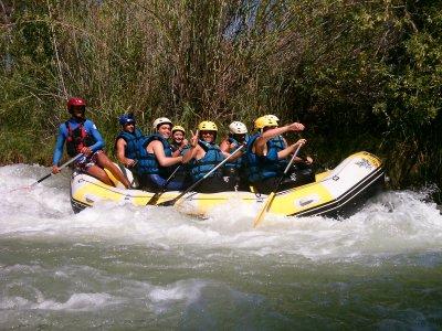 Rafting integral Hoces del Cabriel y picnic 5 h