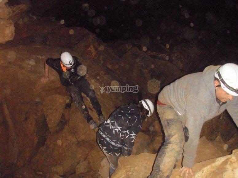 贝尔格达洞穴洞穴