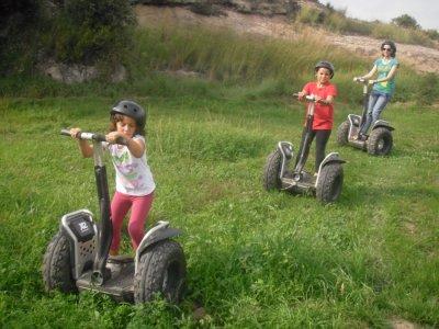 Avventura raid a Bergadá e orientamento di gruppo