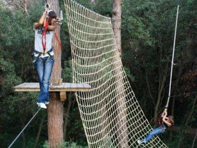 El Bosc Vertical Team Building