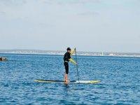 Alquiler tabla y pala de paddle surf Chipiona 1 h