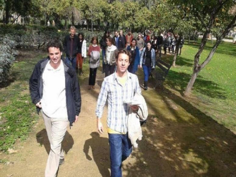 Tour por el parque de María Luisa