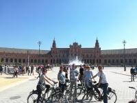 Descubre Sevilla en bicicleta