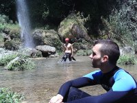 Canyoning in Alicante