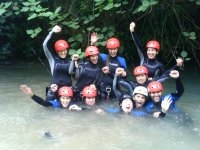 Canyoning for events