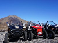 Tour en buggy por el Teide 4 horas y media