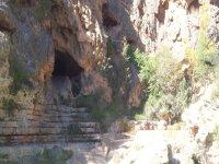 hiking caves