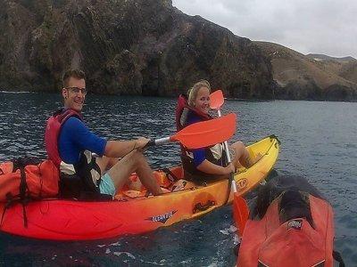 布兰卡滩+浮潜的皮划艇之旅