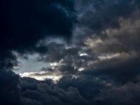 Nubes de lluvia