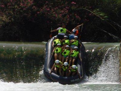Disfrutaventura Rafting