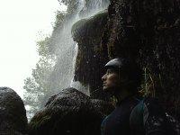 Salida descenso de cascadas