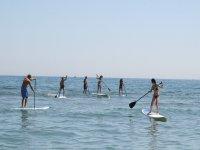 Alquiler paddle surf en Benidorm 4 horas