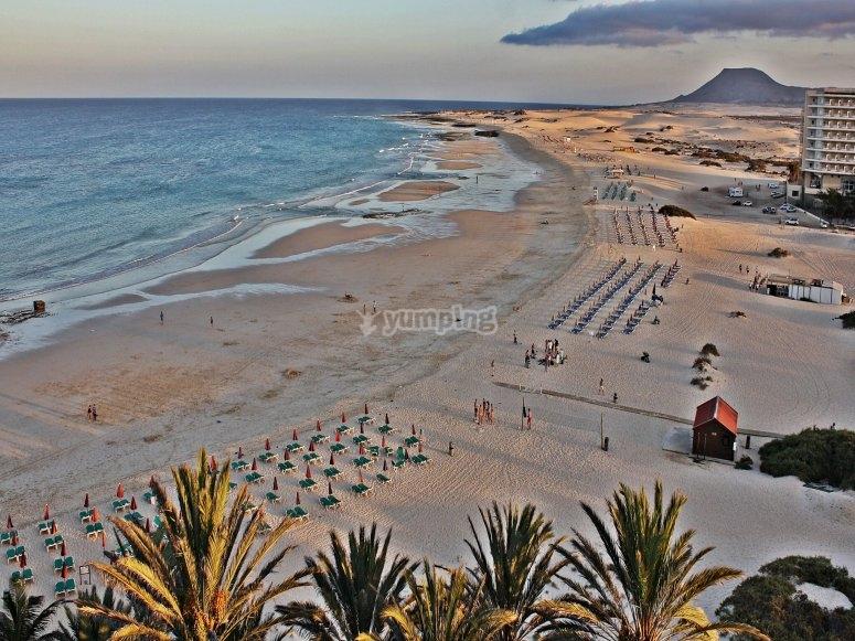 Spiaggia di Corralejo