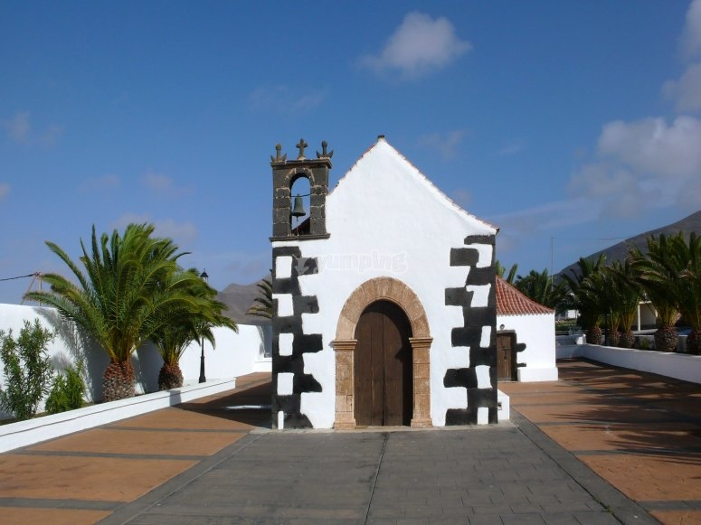 Visita La Oliva