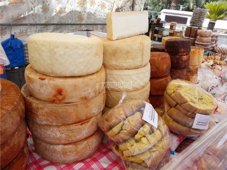 Nei mercati di Jandía puoi goderti i prodotti fatti a mano
