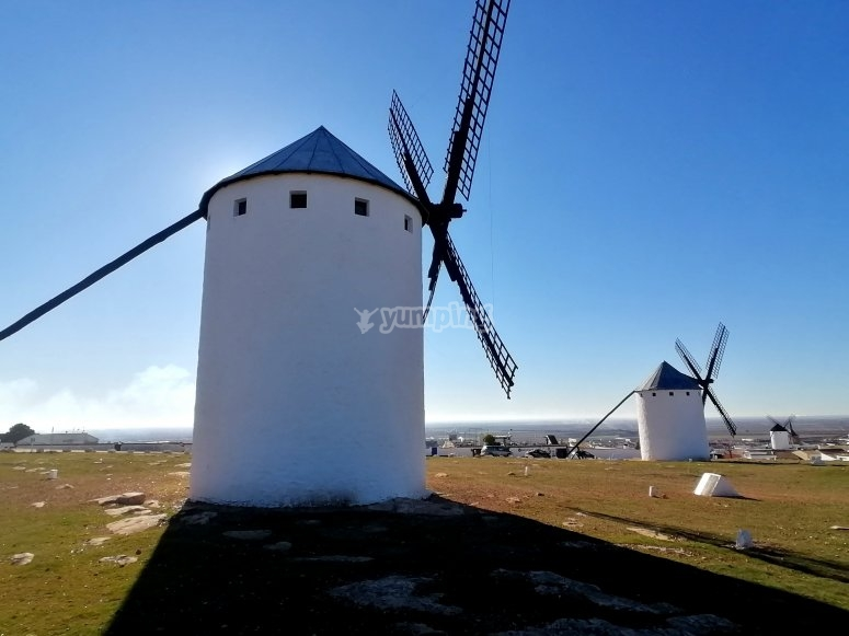Volo in mongolfiera attraverso la Castilla La Mancha