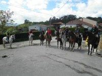 阿斯图里亚斯骑马游览